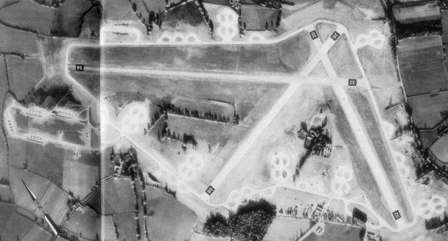 RAF Gosfield airfield